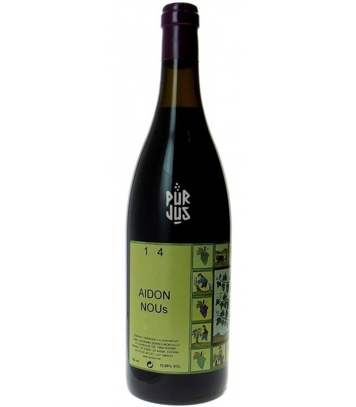 "Mendall ""AIDON NOUs"" Rouge - 2014 - Laureano Serres"