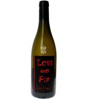 Love and Pif - 2014 - Recrue Des Sens - Yann Durieux