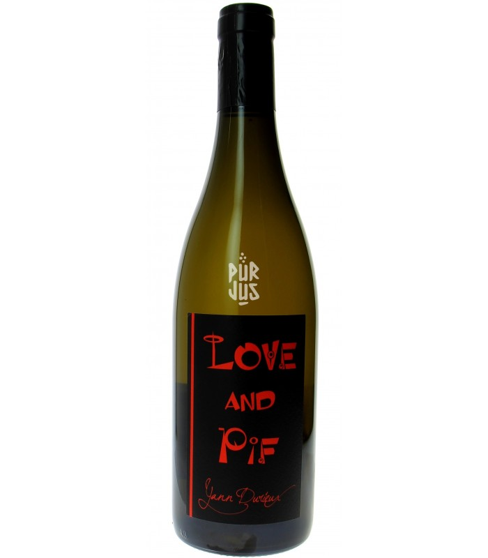 Love and Pif - 2015 - Yann Durieux