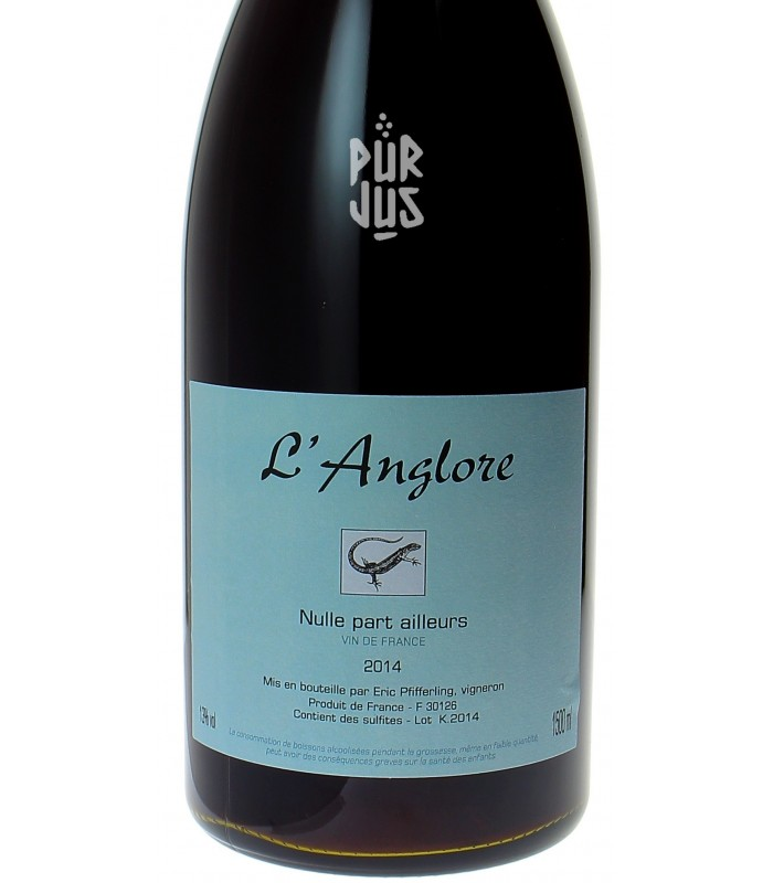 Nulle Part Ailleurs - 2014 - L'Anglore - Eric Pfifferling - Magnum