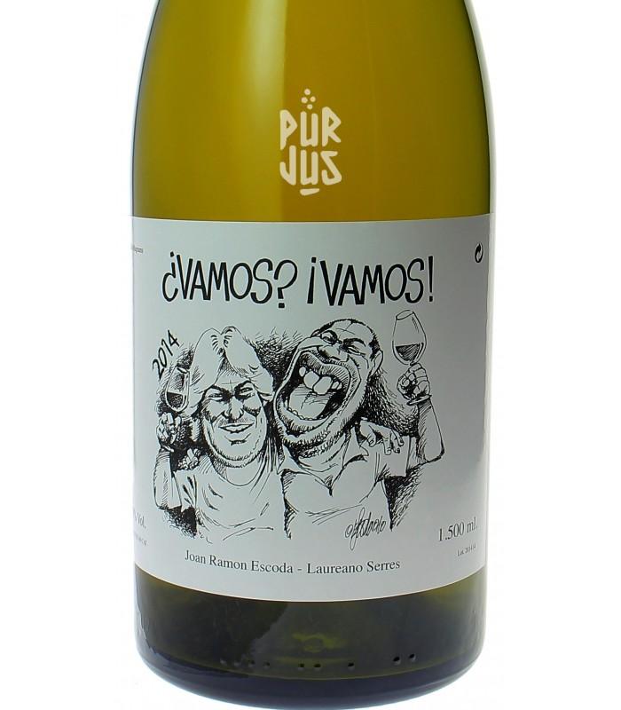 Mendall Vamos Vamos Blanc - 2014 - Laureano Serres