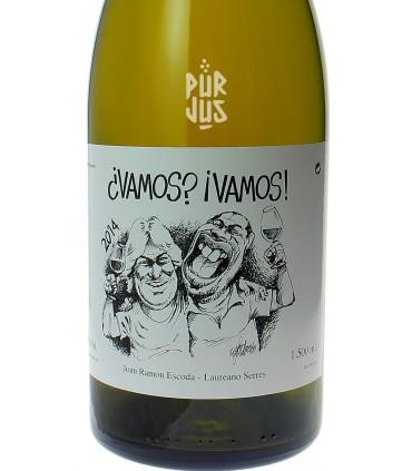 "Mendall ""Vamos Vamos"" Blanc - 2014 - Laureano Serres"
