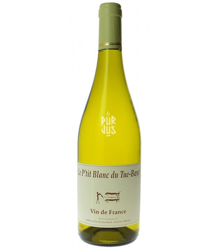 P'tit Blanc du Tue-Boeuf - 2015 - Clos Tue-Boeuf - Thierry Puzelat
