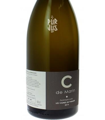 Chasselas de Marin - 2014 - Les Vignes de Paradis - Dominique Lucas - Magnum