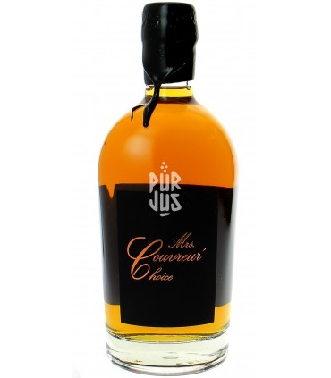 Mrs Couvreur choice single cask whisky - 52% - Michel Couvreur