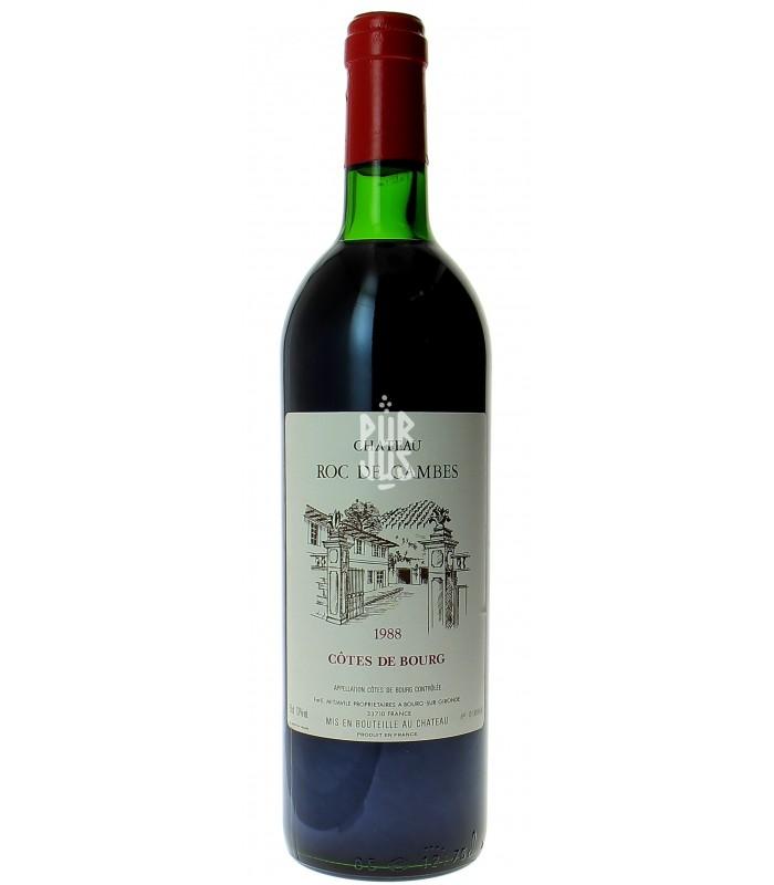 Côtes de Bourg Roc de Cambes - 1988 - François Mitjaville