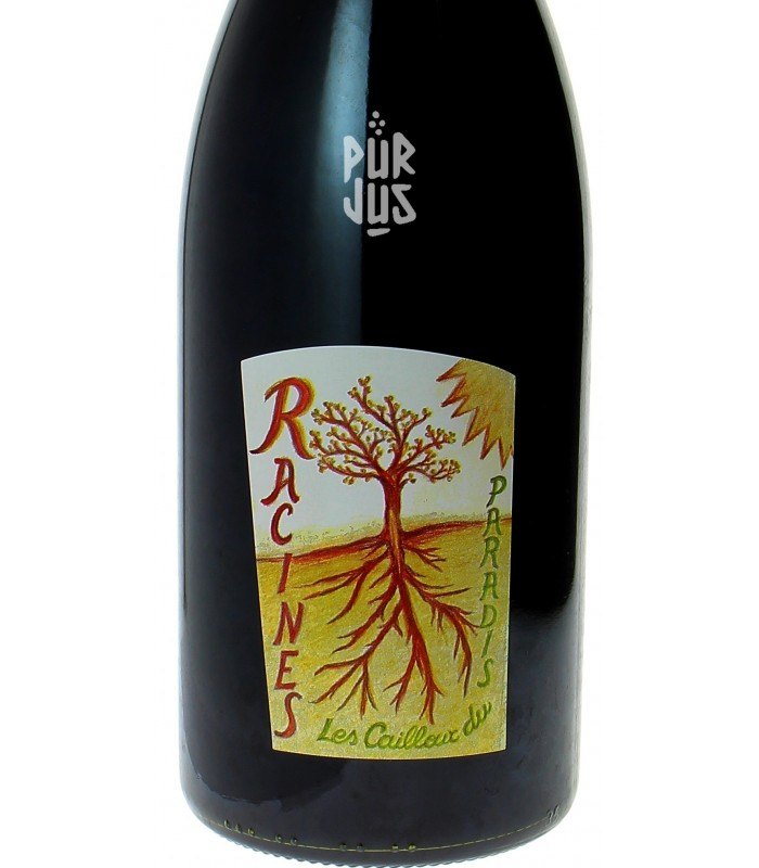Racines Rouge - 2011 - Les Cailloux du Paradis - Claude Courtois - Magnum