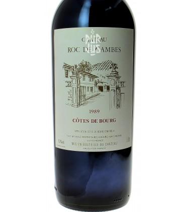 Côtes de Bourg Roc de Cambes - 1989 - François Mitjaville - Magnum