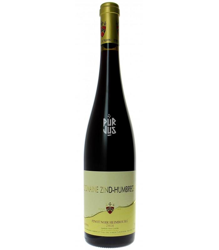 Pinot Noir Heimbourg - 2014 - Domaine Zind Humbrecht