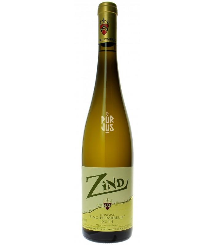 Zind - 2014 - Domaine Zind Humbrecht