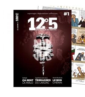 12°5 - Magazine des Raisins et des Hommes - Le Jajazine N° 1