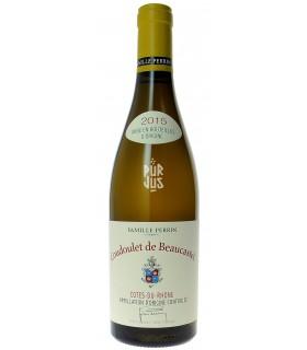 Coudoulet de Beaucastel Blanc - 2015 - Famille Perrin