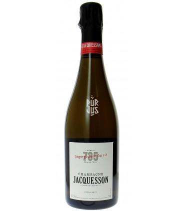Cuvée n°735 Dégorgement Tardif - Champagne Jacquesson