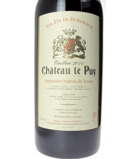 Emilien - 2014 - Château Le Puy - Jean-Pierre Amoreau - Impérial