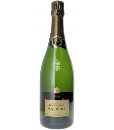 RD - 2002 - Champagne Bollinger