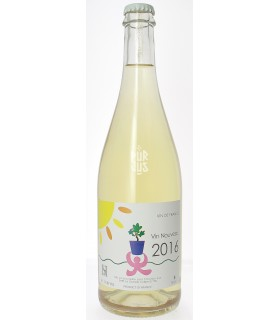 Vin Nouveau Blanc - 2016 - La Grande Colline - Hirotake Ooka