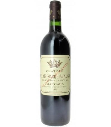 Margaux - 1999 - Château Bel Air Marquis d'Aligre - Jean-Pierre Boyer