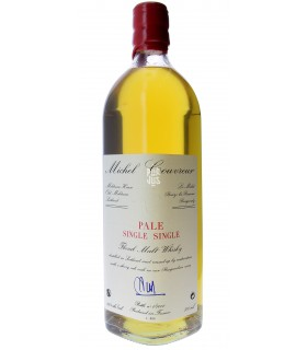 Pale single single malt whisky 45% - Michel Couvreur