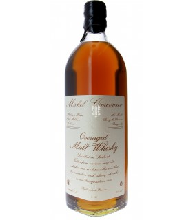 Overaged malt whisky 43% - Michel Couvreur