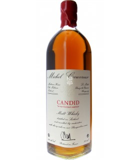 Candid Malt Whisky 49% - Michel Couvreur