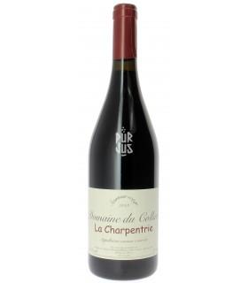 Charpenterie Rouge - 2013 - Domaine du Collier - Antoine Foucault