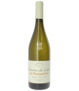Charpenterie Blanc - 2013 - Domaine du Collier - Antoine Foucault