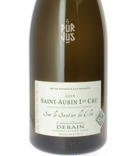 """Saint Aubin 1er Cru """"Sur le Sentier du Clou"""" - 2014 - Dominique Derain - Magnum"""