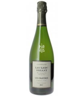 "Brut 1er Cru Cumières ""Les Crayères"" - Champagne Leclerc-Briant"