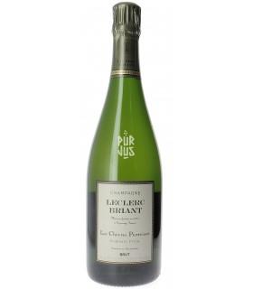 """Brut 1er Cru Cumières """"Les Chèvres Pierreuses"""" - Champagne Leclerc-Briant"""