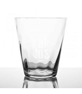 """ZALTO - Verre à eau """"Effet"""""""