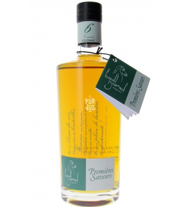 Cognac Premières saveurs - Léopold Gourmel - 40%