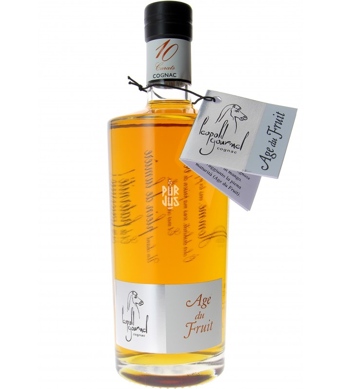 Cognac Age du Fruit - Leopold Gourmel - 41%
