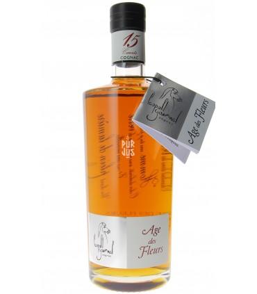 Cognac Age des Fleurs - Léopold Gourmel - 42%