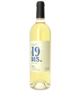 Sauternes - 2015 - Clos du 19 Bis - Vincent Quirac