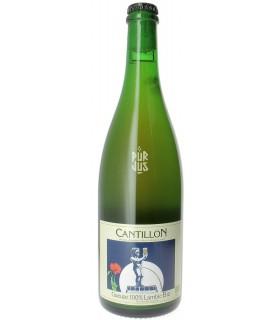Cantillon Gueuze 100% Lambic Bio - Bière - 5,5° - 75 cl