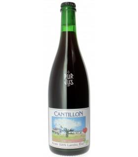 Cantillon Kriek 100% Lambic Bio - Bière - 6° - 75 cl