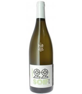 22 Soif blanc - 2016 - Domaine L'Ambitio - Romuald Couzy