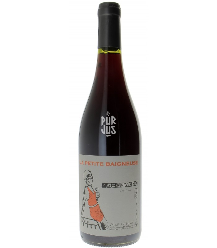 Combusard - 2012 - La Petite Baigneuse - Philippe Wies