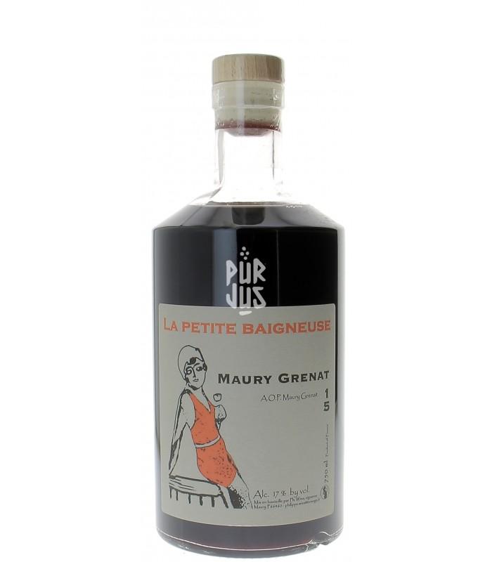 Maury Grenat - 2015 - La Petite Baigneuse - Philippe Wies