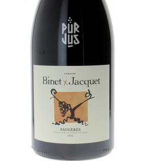 Faugères Tradition - 2015 - Binet & Jacquet - Magnum
