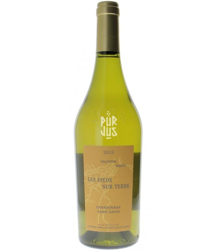 Chardonnay Saint Savin - 2015 - Domaine Morel - Valentin Morel
