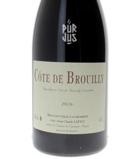 Côte de Brouilly - 2016 - Jean Claude Lapalu - Magnum
