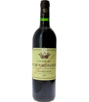 Margaux - 1995 - Château Bel Air Marquis d'Aligre - Jean-Pierre Boyer