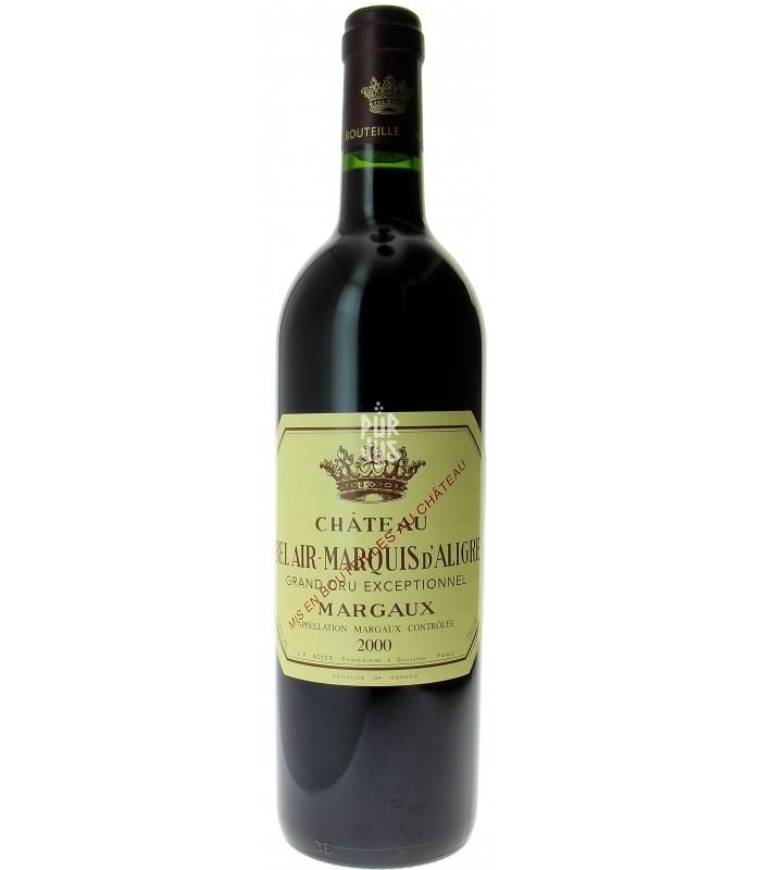 Margaux - Bel Air Marquis D'Aligre - Jean-Pierre Boyer - 2000