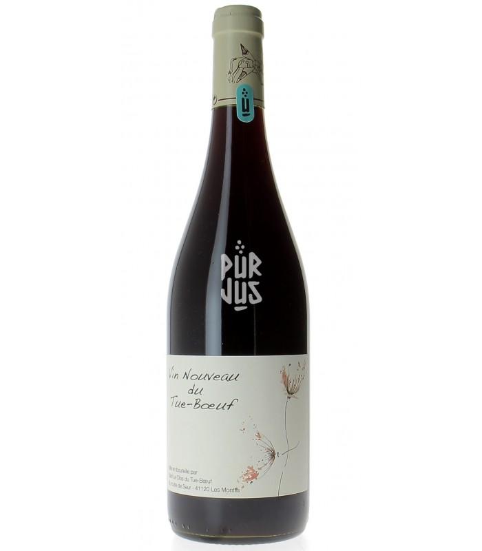 Vin Nouveau du Tue Boeuf - 2018 - Thierry Puzelat