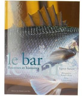 Livre de cuisine - Bar de Ligne, Histoires et Recettes - Tegwen Naveos