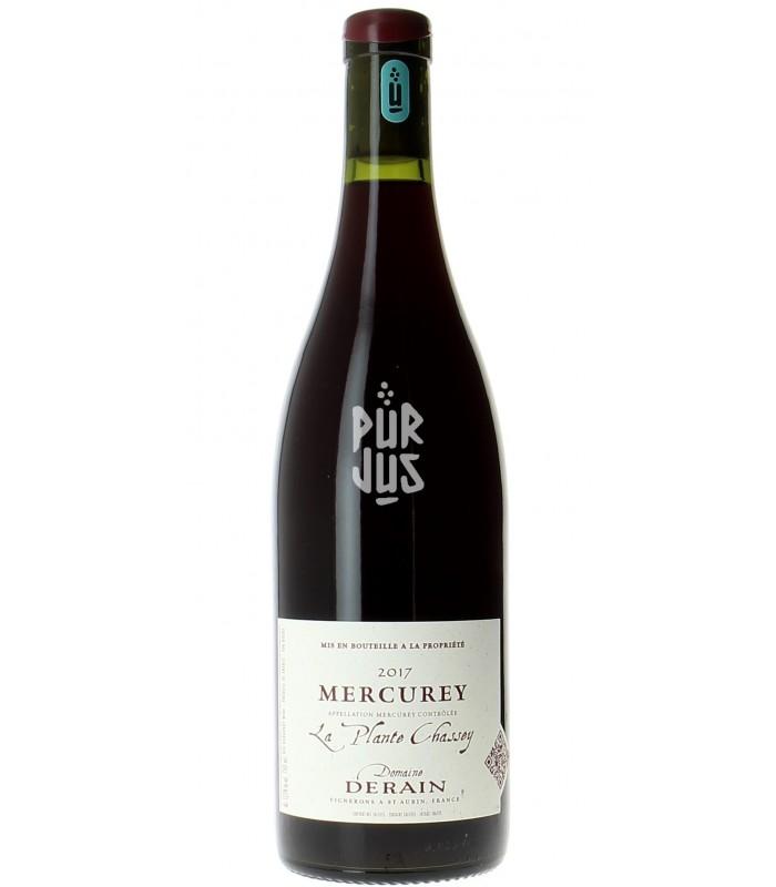 Mercurey La Plante Chassey - 2017 - Dominique Derain