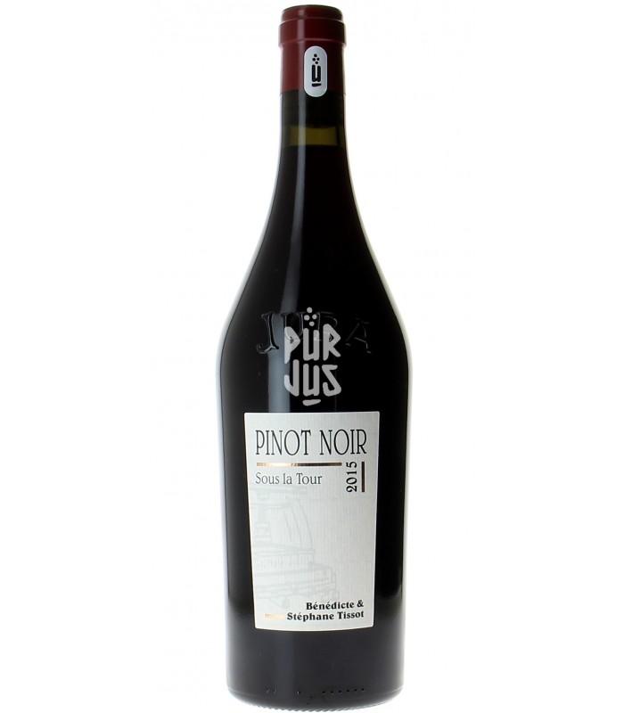 Pinot Noir Sous la Tour - 2015 - Stéphane Tissot