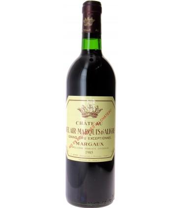 Margaux - 1985 - Château Bel Air Marquis d'Aligre - Jean-Pierre Boyer