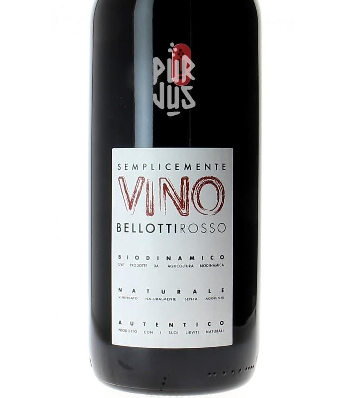 Semplicemente Vino Rosso - 2018 - Stefano Bellotti - Magnum